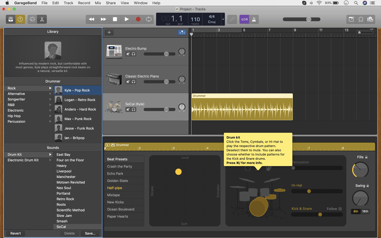 keyboard-mixing-garageband